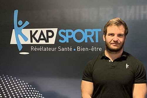 KAPSPORT - Frédéric MONTAGNAT