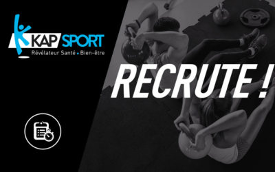 KAPSPORT recrute !
